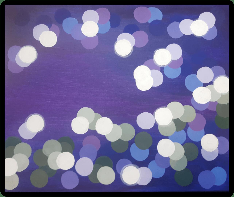 Wallflower Čekanka 40×50